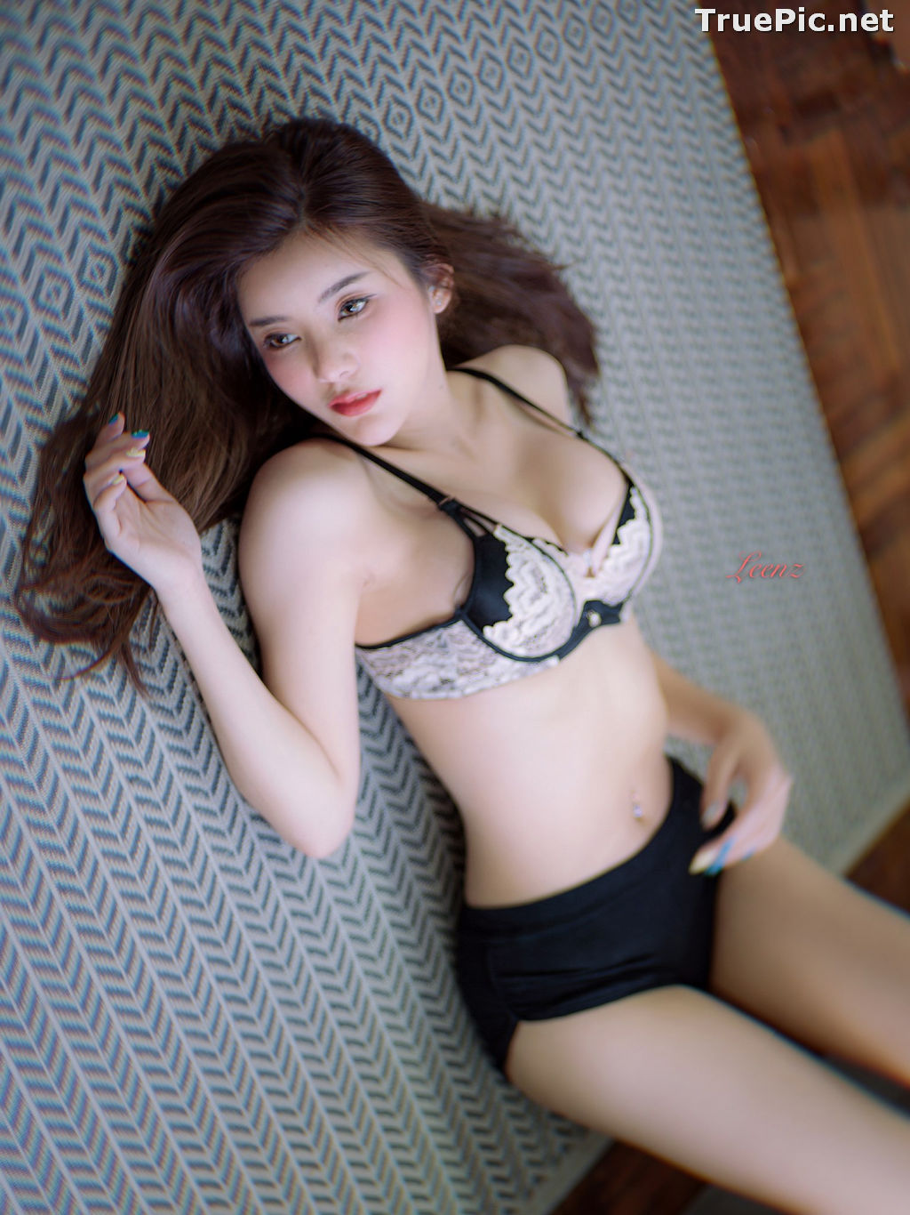 Image Thailand Model - Supitcha Boonkumphoung - Home Alone? Lingerie - TruePic.net - Picture-22