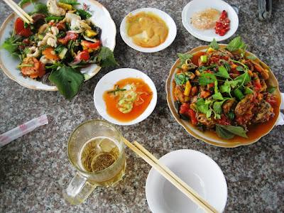 Attractive cuisine of Ninh Binh