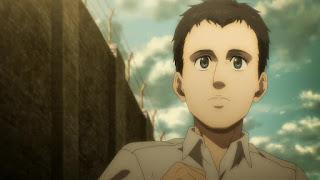進撃の巨人4期 アニメ | ベルトルト・フーバー 幼少期 Bertholdt Hoover | Attack on Titan | Hello Anime !