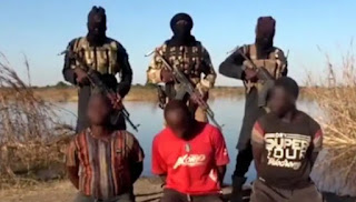 BREAKING! Army Reacts To Fresh Video Of Boko Haram Executing Nigerian Soldiers