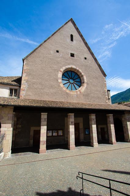 Convento dei padri francescani-Bolzano