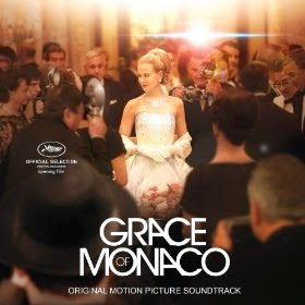 Grace of Monaco Liejde - Grace of Monaco Muziek - Grace of Monaco Soundtrack - Grace of Monaco Filmscore