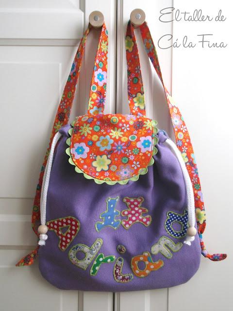 mochilas-guardería-bebés