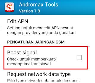 Cara Mengubah Koneksi Smartfren dari CDMA ke GSM Terbaru Terbaru