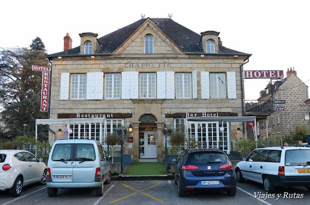 Hotel le chapon fin- Brive-la-Gaillarde