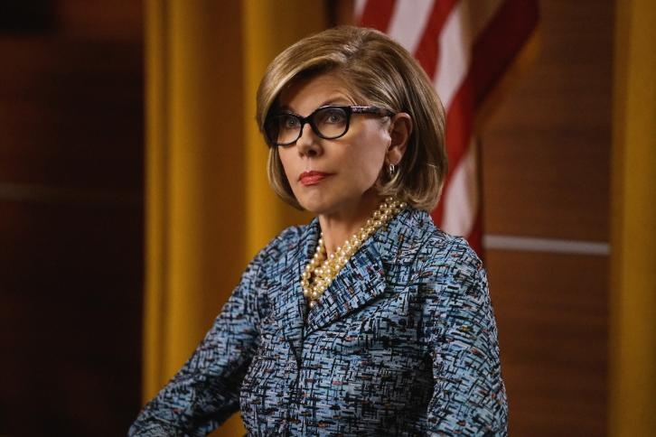 The Good Fight - Episode 1.07 - Not So Grand Jury - Promo, Promotional Photos & Synopsis