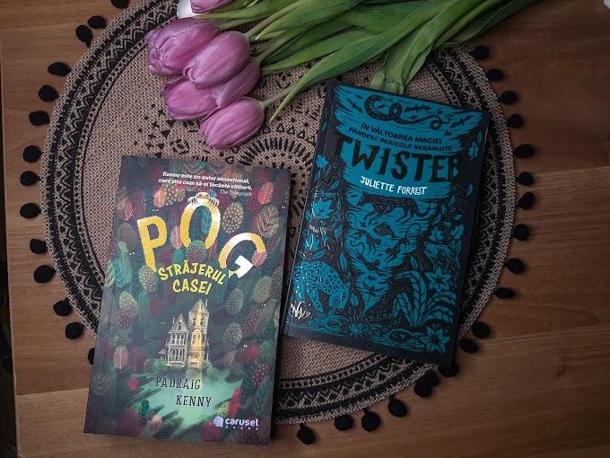 Cărți pentru adolescenți de la Carusel Books