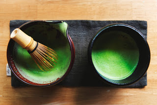 benefits of Japanese matcha green tea