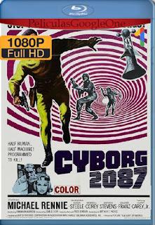 Cyborg 2087 [1966] [1080p BRrip] [Latino-Ingles] [HazroaH]