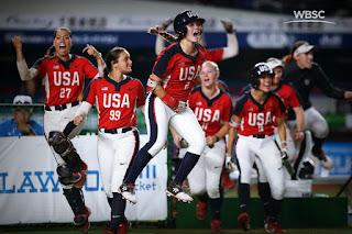 SÓFTBOL - Estados Unidos consigue un nuevo título mundial femenino y esta vez con plaza olímpica incluida