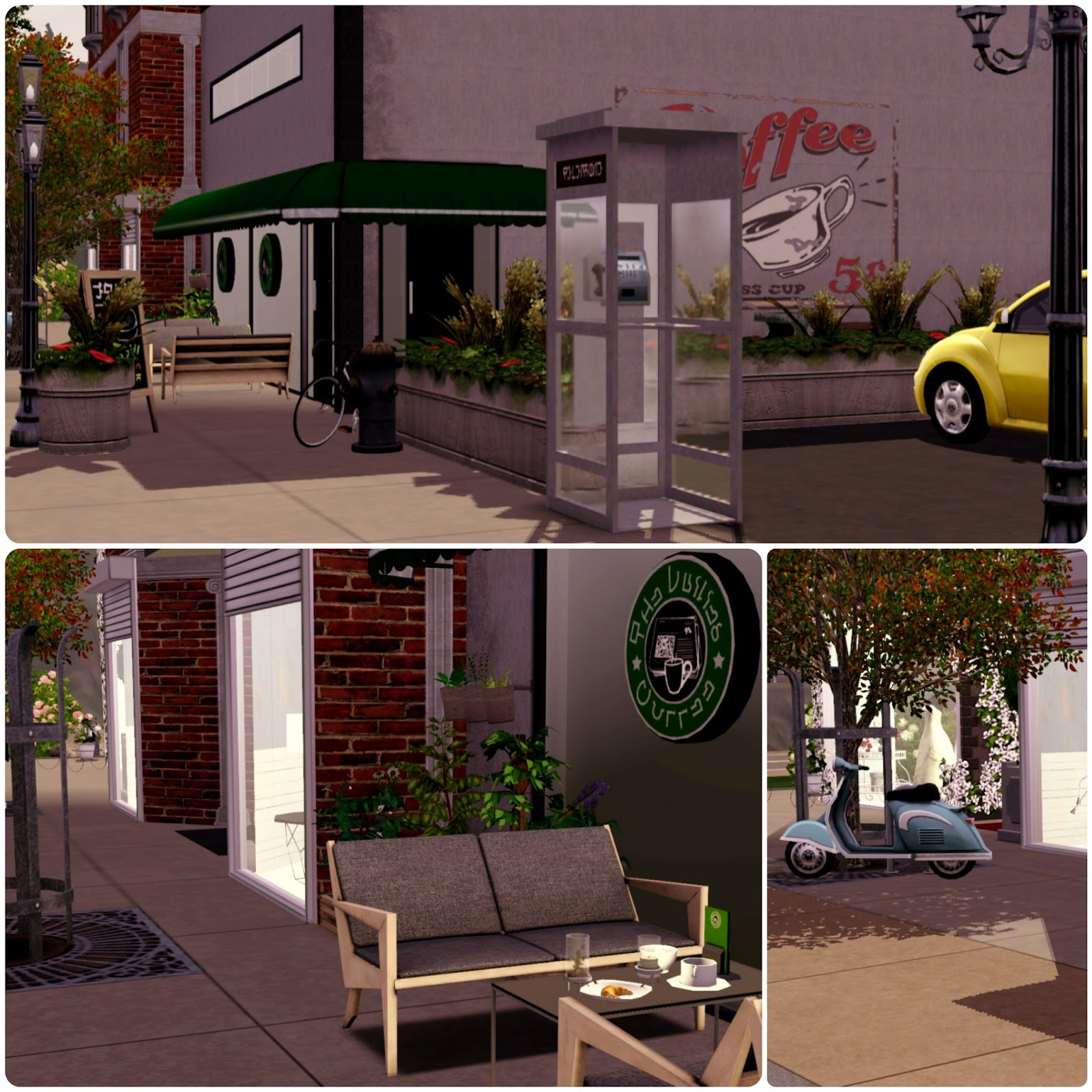 Apartment Shopping: Download Houses For Your Sims 3