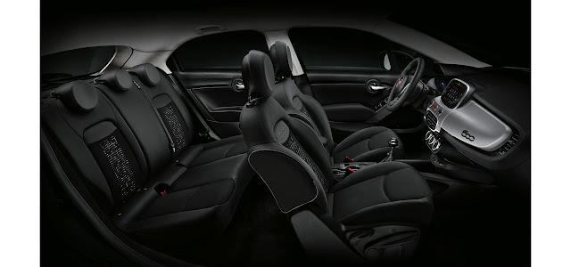Νέο Fiat 500X Connect