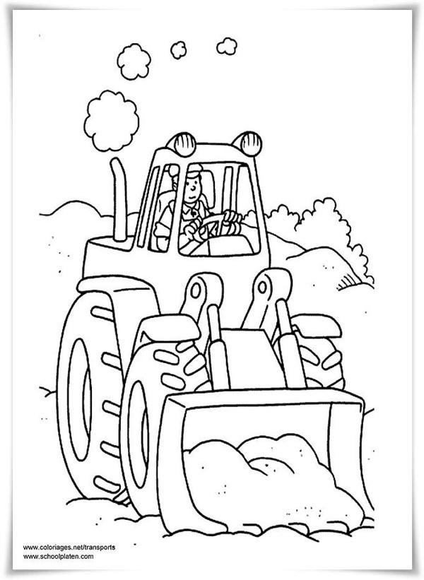 ausmalbilder zum ausdrucken ausmalbilder traktor. Black Bedroom Furniture Sets. Home Design Ideas