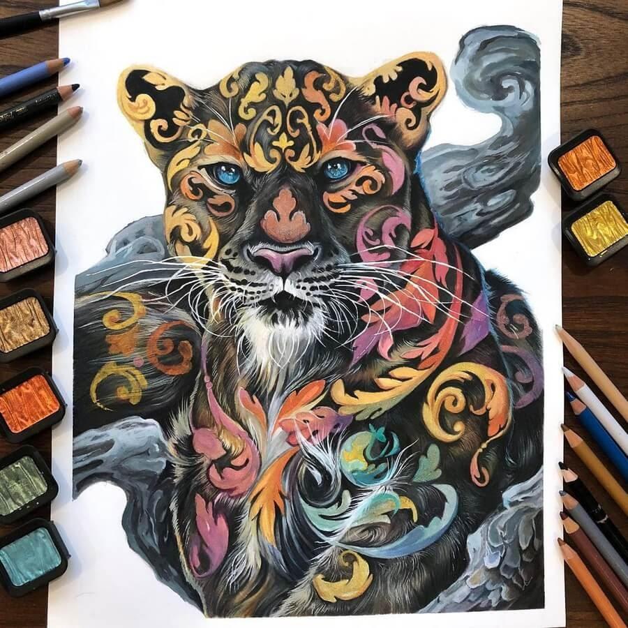 03-Mountain-Lion-Cougar-Katy-Lipscomb-www-designstack-co