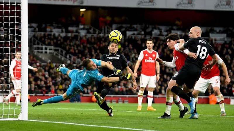 Arsenal Kembali Menelan Kekalahan