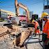 Prefeitura implanta rede de drenagem profunda com mais de 300 metros de extensão no bairro Parque 10