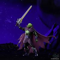 SDCC 2021 Mattel Masters of the Universe Masterverse Revelation Scare Glow Action Figure 14