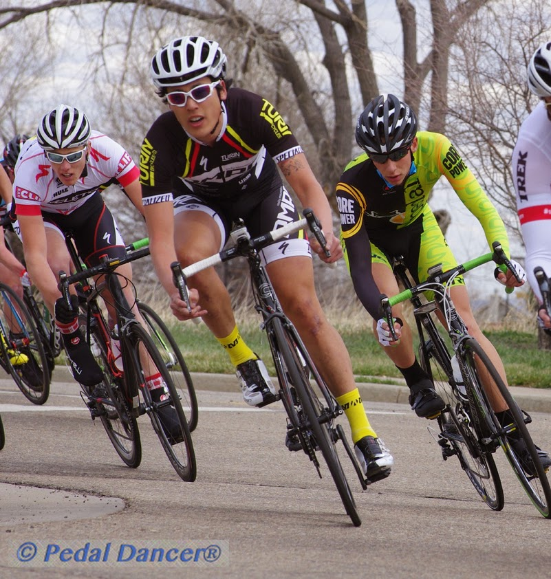 Criterium Bike Racing in Colorado - Pedal Dancer