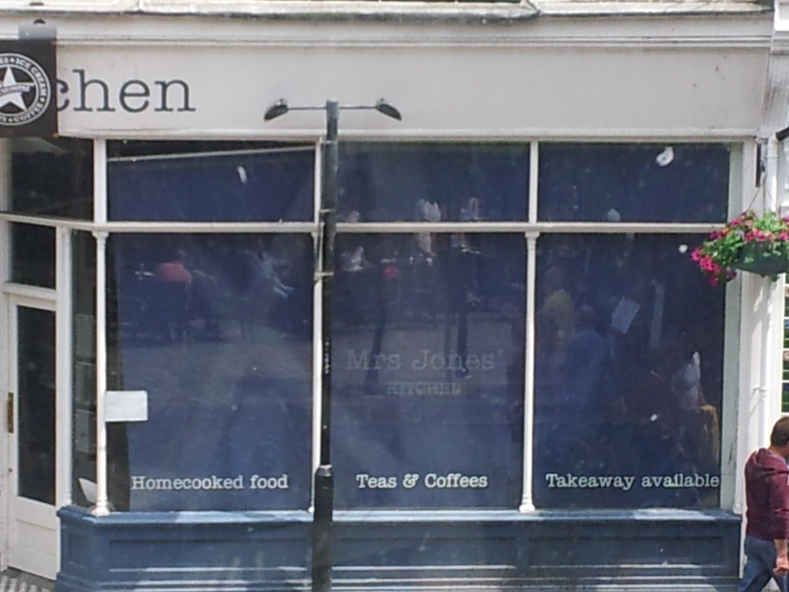 Thanetonline Canterbury Chocolate Café Reflections