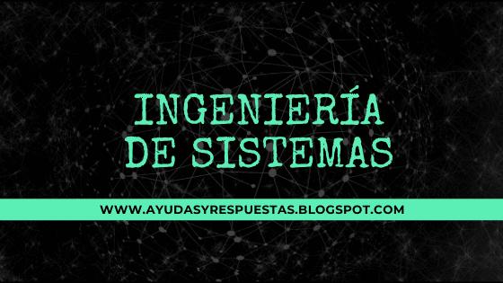 Ingeniería sistemas revisión pre-saberes 2020