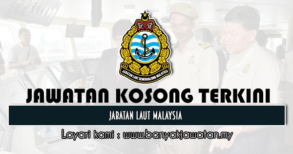 Jawatan Kosong Kerajaan 2020 di Jabatan Laut Malaysia