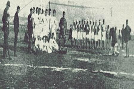 Krijimi Federates Sportive Shqiptare