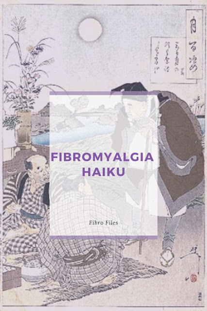 Fibromyalgia Haiku poetry