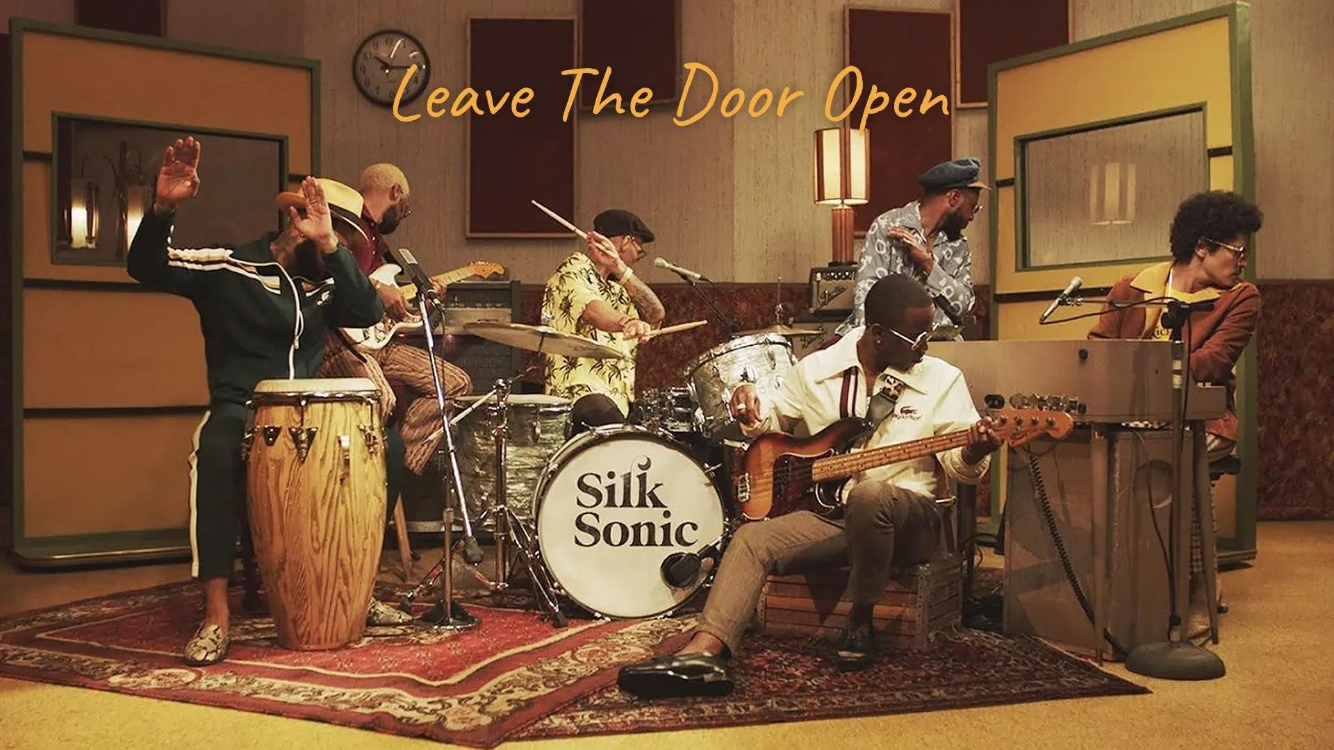 Leave The Door Open - Silk Sonic