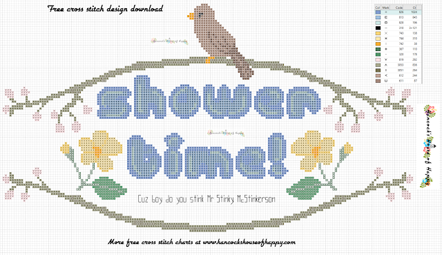 Bathroom Break! Free Bathroom Cross Stitch Pattern with Some Optional Snark, bathroom cross stitch pattern, shower cross stitch pattern, batheroom cross stitch decoration, cross stitch for beginners, cross stitch funny, subversive cross stitch, cross stitch home, cross stitch design, diy cross stitch, adult cross stitch, cross stitch patterns, cross stitch funny subversive, modern cross stitch, cross stitch art, inappropriate cross stitch, modern cross stitch, cross stitch, free cross stitch, free cross stitch design, free cross stitch designs to download, free cross stitch patterns to download, downloadable free cross stitch patterns, darmowy wzór haftu krzyżykowego, フリークロスステッチパターン, grátis padrão de ponto cruz, gratuito design de ponto de cruz, motif de point de croix gratuit, gratis kruissteek patroon, gratis borduurpatronen kruissteek downloaden, вышивка крестом