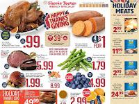 Harris Teeter Weekly Ad November 18 - 24, 2020