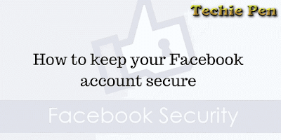 How to keep your Facebook account secure