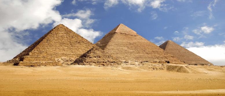 Países do Continente Africano: Egito