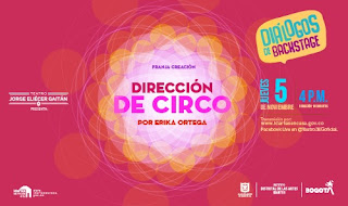 Dialogos de Backstage 2020 | Dirección de Circo