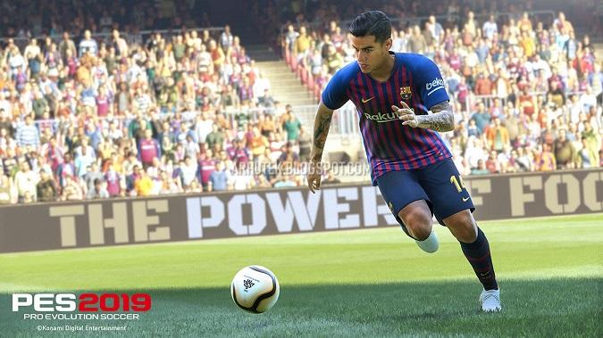 Spesifikasi Pro Evolution Soccer 2019