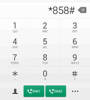 transfer pulsa telkomsel via kode 858