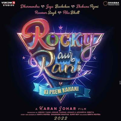 Rocky and Rani Ki Prem Kahani