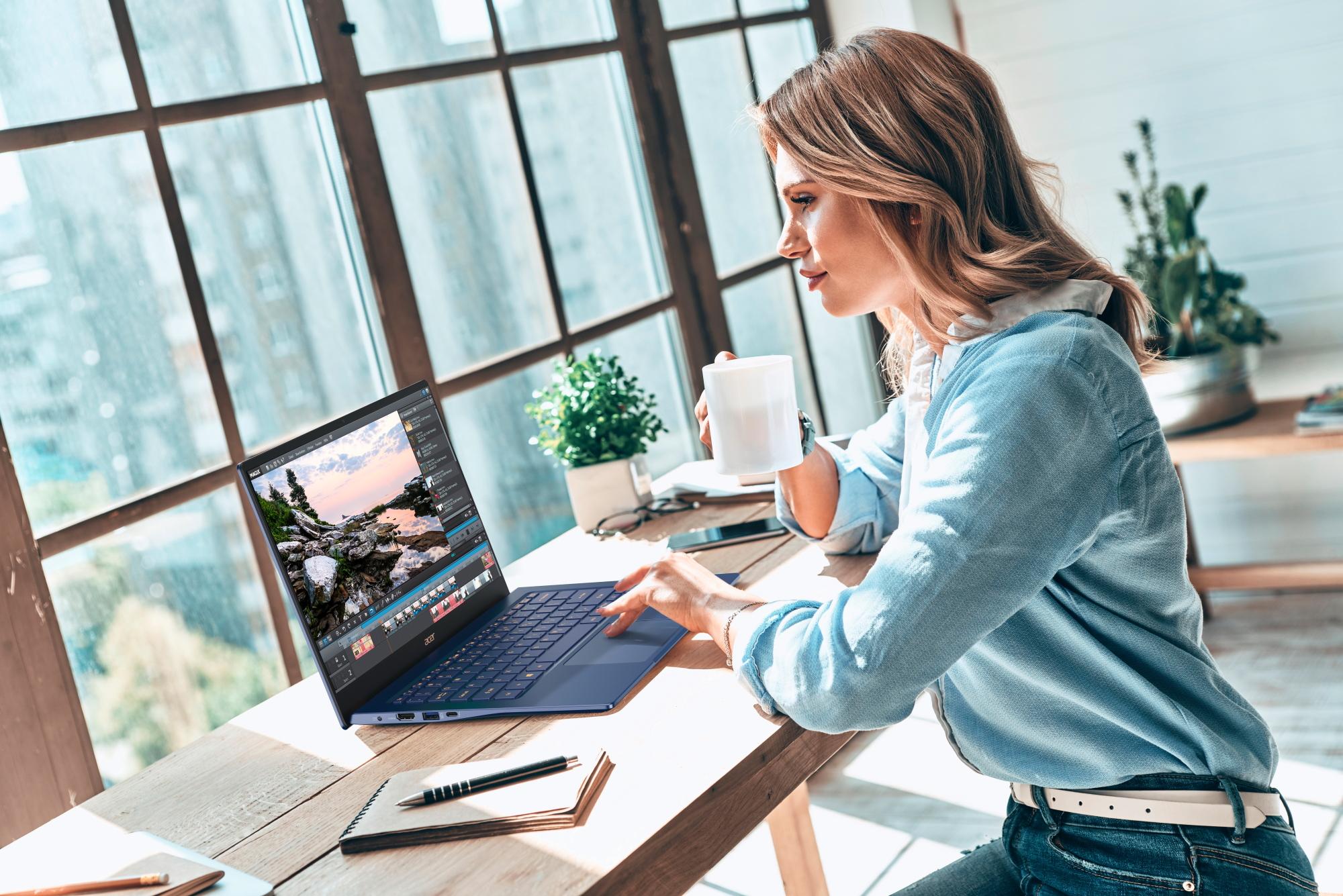 Acer entrega algunos consejos para organizar la rutina diaria de teletrabajo y tiempo personal