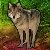 Play WowEscape Save The Wolf E…