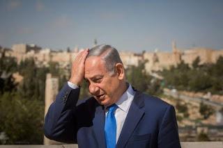 محلل اسرائيلي :من اكثر الاشخاص رعبا من القصف علي تل ابيب (نتنياهو)