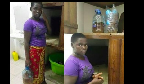 Kenya: This  Maid used her urine to cook for her bosses (PHOTO)