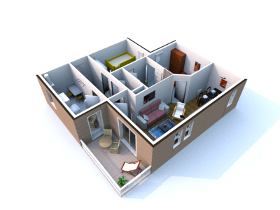 Sweet Home 3D 5.2 (Reg) For Window7 Software Free Download