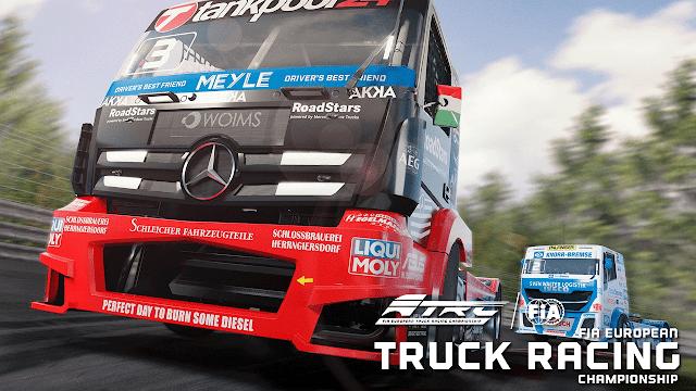 Link Tải Game FIA European Truck Racing Championship Miễn Phí Thành Công
