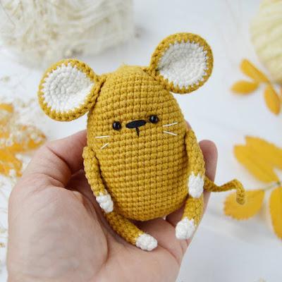 Мышонок Мыш-Мыш