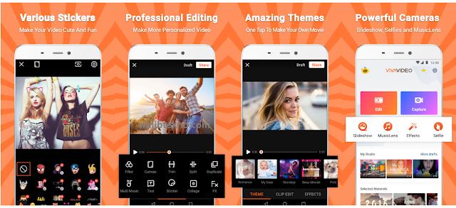 vivavideo-free video editor