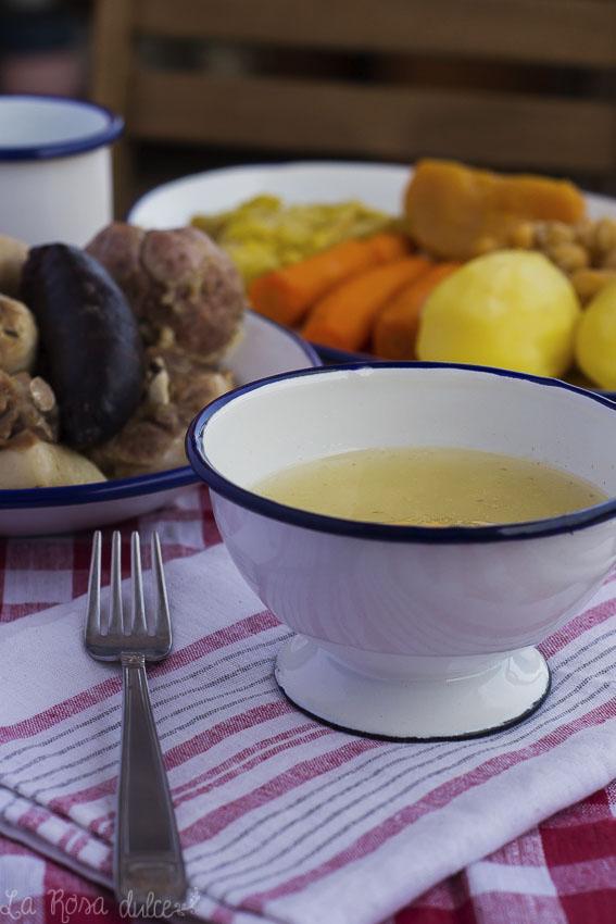 Cómo hacer un cocido o puchero apto para intolerantes a la fructosa