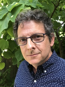 Joel Wachman Hi-Res Author Photo