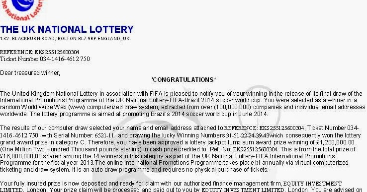 Equity investment limited lottery winner real estate investment funds uk yahoo