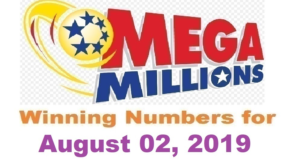Mega Millions Winning Numbers for Friday, August 02, 2019