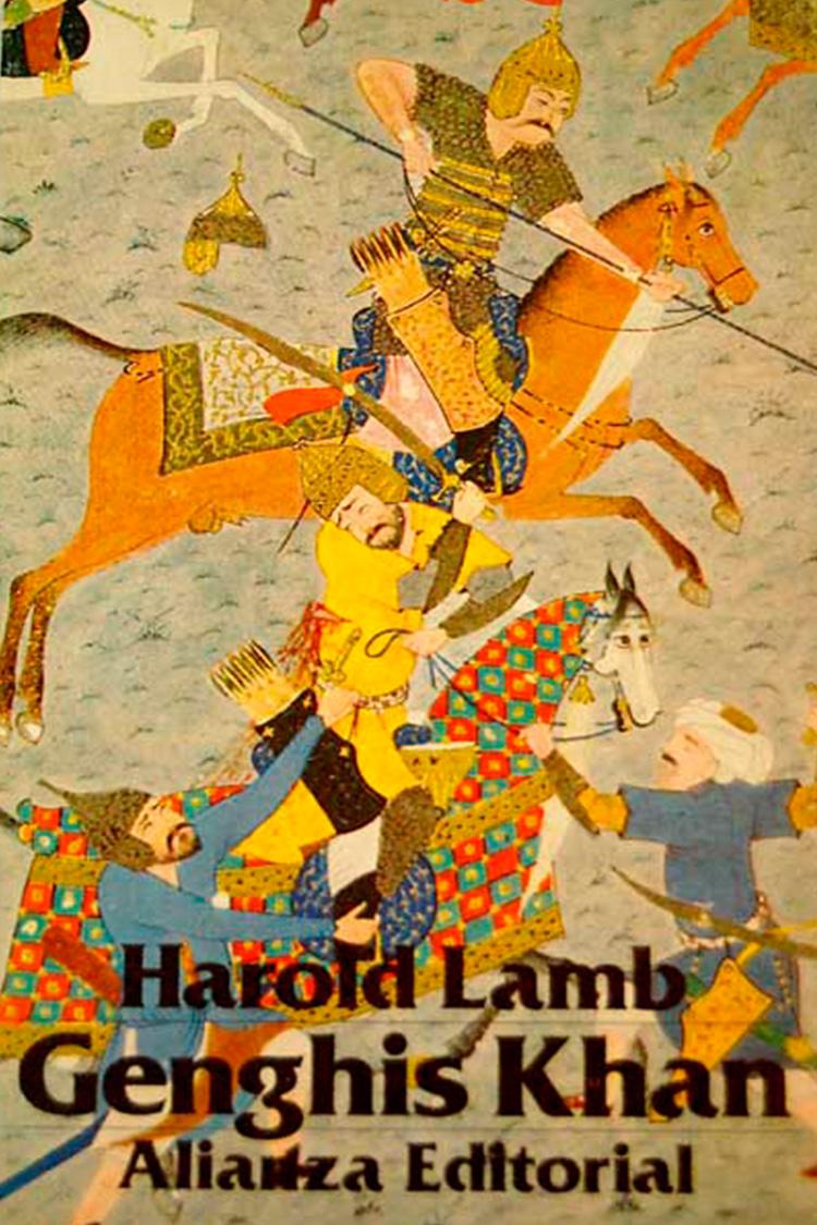 Gengis Kan – Harold Lamb