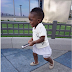 Tiwa Savage shares lovely new photo of her son with the phone she bought for him